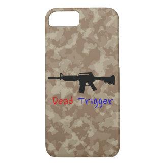 Dead Trigger Desert Camo Phone Case