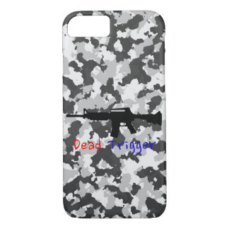 Dead Trigger Snow Camo Phone Case