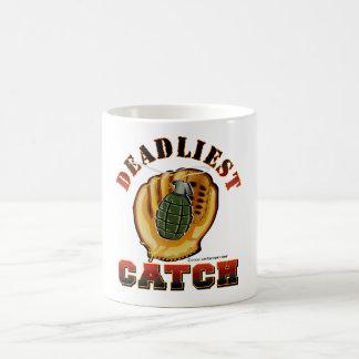 Deadliest Catch Basic White Mug