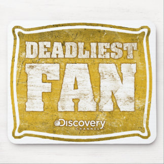 Deadliest Fan Mousepad