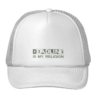 Deadline Hat