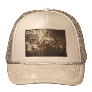 DEADLINE LIVE Transgenic Band Trucker Hat