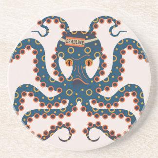 Deadline octopus coaster