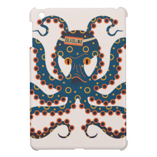 Deadline octopus iPad mini case