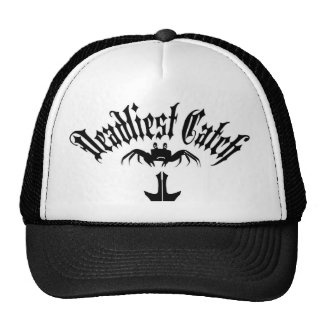 Deadly Crabs Mesh Hat