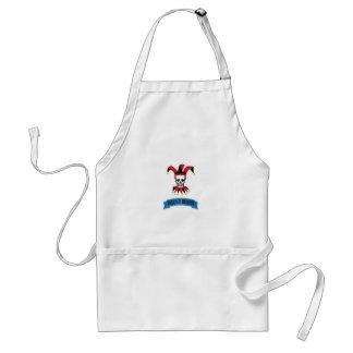 deadly humor joker standard apron