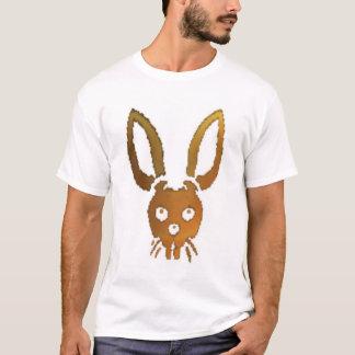 Deadly Rabbits crest (black) T-Shirt