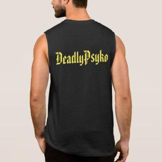 DeadlyPsyko Bro Tank! Sleeveless Shirt