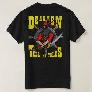 DEADMEN TELL NO TALES BLACKBEARD T-Shirt