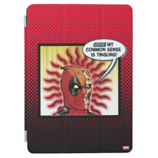 Deadpool Common Sense iPad Air Cover