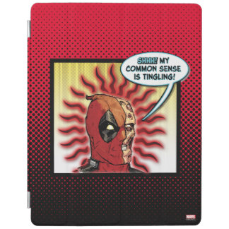 Deadpool Common Sense iPad Cover