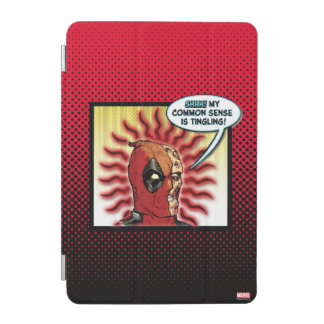 Deadpool Common Sense iPad Mini Cover