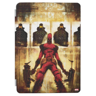 Deadpool Firing Range iPad Air Cover