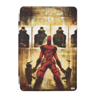 Deadpool Firing Range iPad Mini Cover