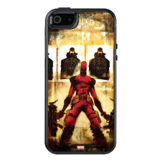 Deadpool Firing Range OtterBox iPhone 5/5s/SE Case