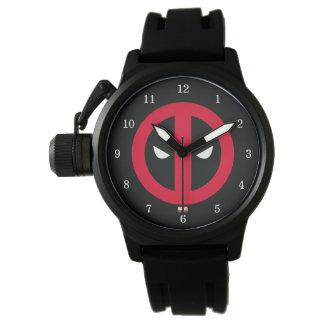 Deadpool Logo Wristwatches