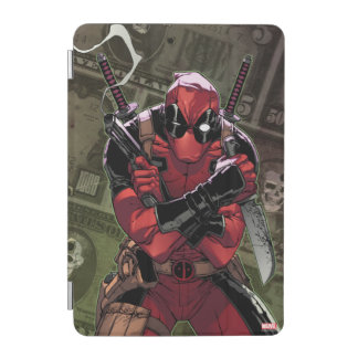 Deadpool Money iPad Mini Cover