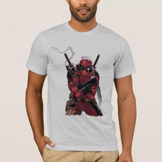 Deadpool Money T-Shirt