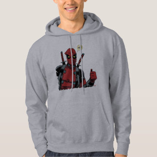 Deadpool Yep Hoodie
