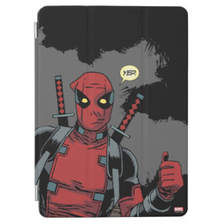 Deadpool Yep iPad Air Cover