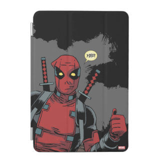 Deadpool Yep iPad Mini Cover