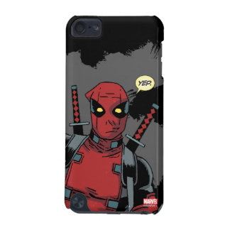 Deadpool Yep iPod Touch (5th Generation) Case