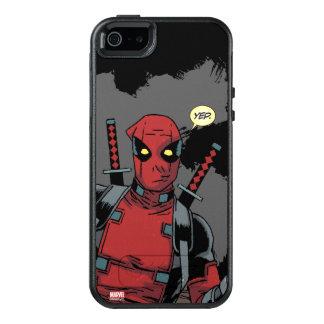 Deadpool Yep OtterBox iPhone 5/5s/SE Case