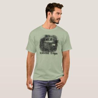 Deadwood Oregon Truck T-Shirt