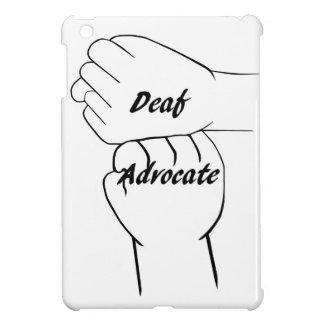 Deaf Advocate Cover For The iPad Mini