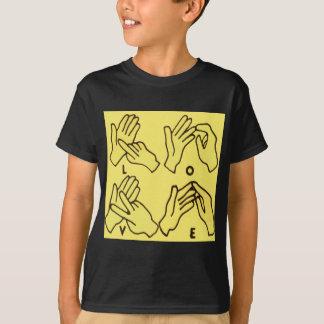 """Deaf Love"" by Axel Bottenberg T-Shirt"