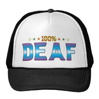 Deaf Star Tag v2 Cap