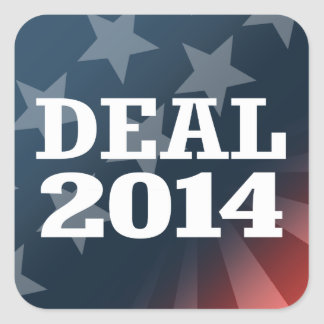 DEAL 2014 STICKERS