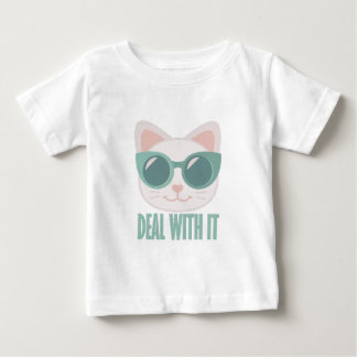 Deal With It Baby T-Shirt