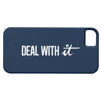 Deal With It iPhone 5 Cases