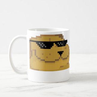 Deal With it Smugdog Coffee Mug