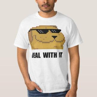Deal With It Smugdog T-Shirt