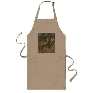 Dear / Buck / White-tailed Deer Long Apron