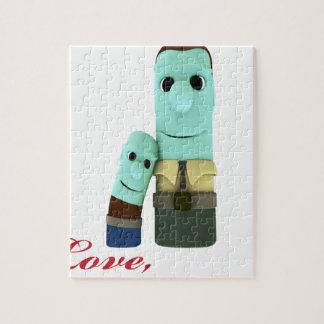 Dear Dad Jigsaw Puzzle