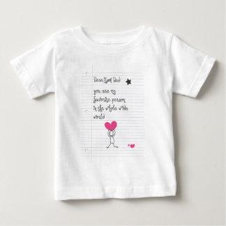 Dear Dad Tshirt