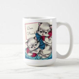 Dear Friend Classic White Mug