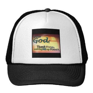 Dear God Mesh Hats