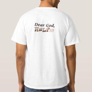 Dear God, T-shirts