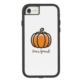 """""""Dear Gourd"""" Pumpkin phone case"""