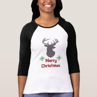 Dear head monogrammed t-shirt