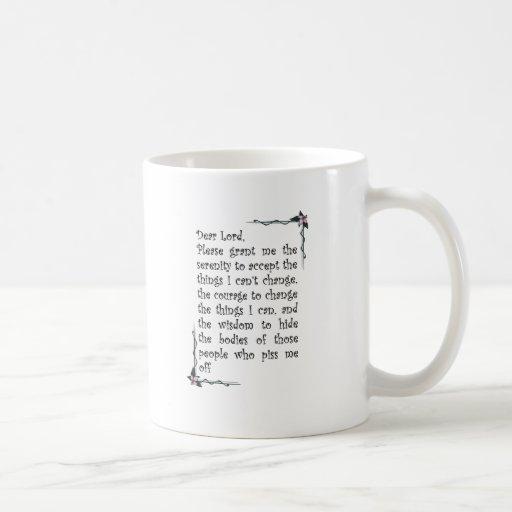 dear lord coffee mugs