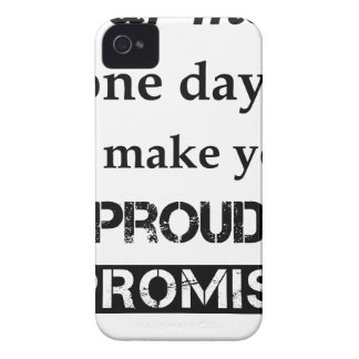dear mom one day.. i'll make you proud. i promise. iPhone 4 case