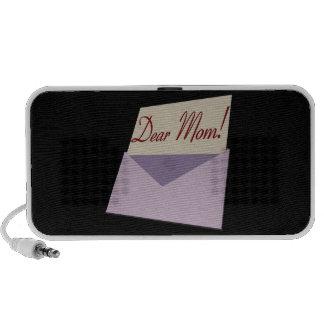 Dear Mom iPhone Speaker