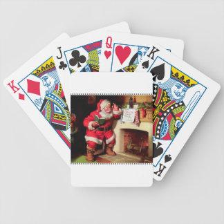 Dear Santa... Bicycle Playing Cards