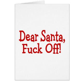 Dear Santa Cards
