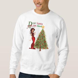 Dear Santa Define Good Sweatshirt